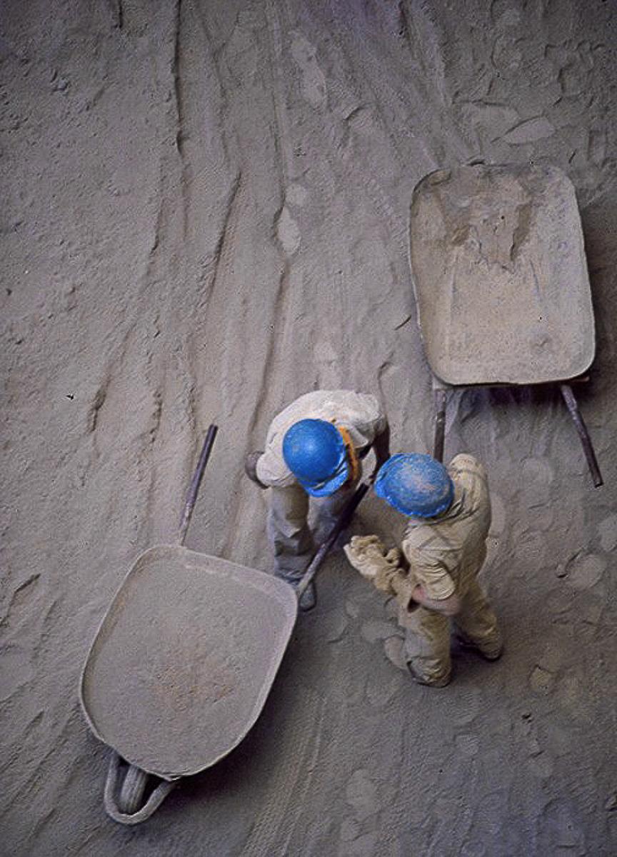 Fabrica de cimento